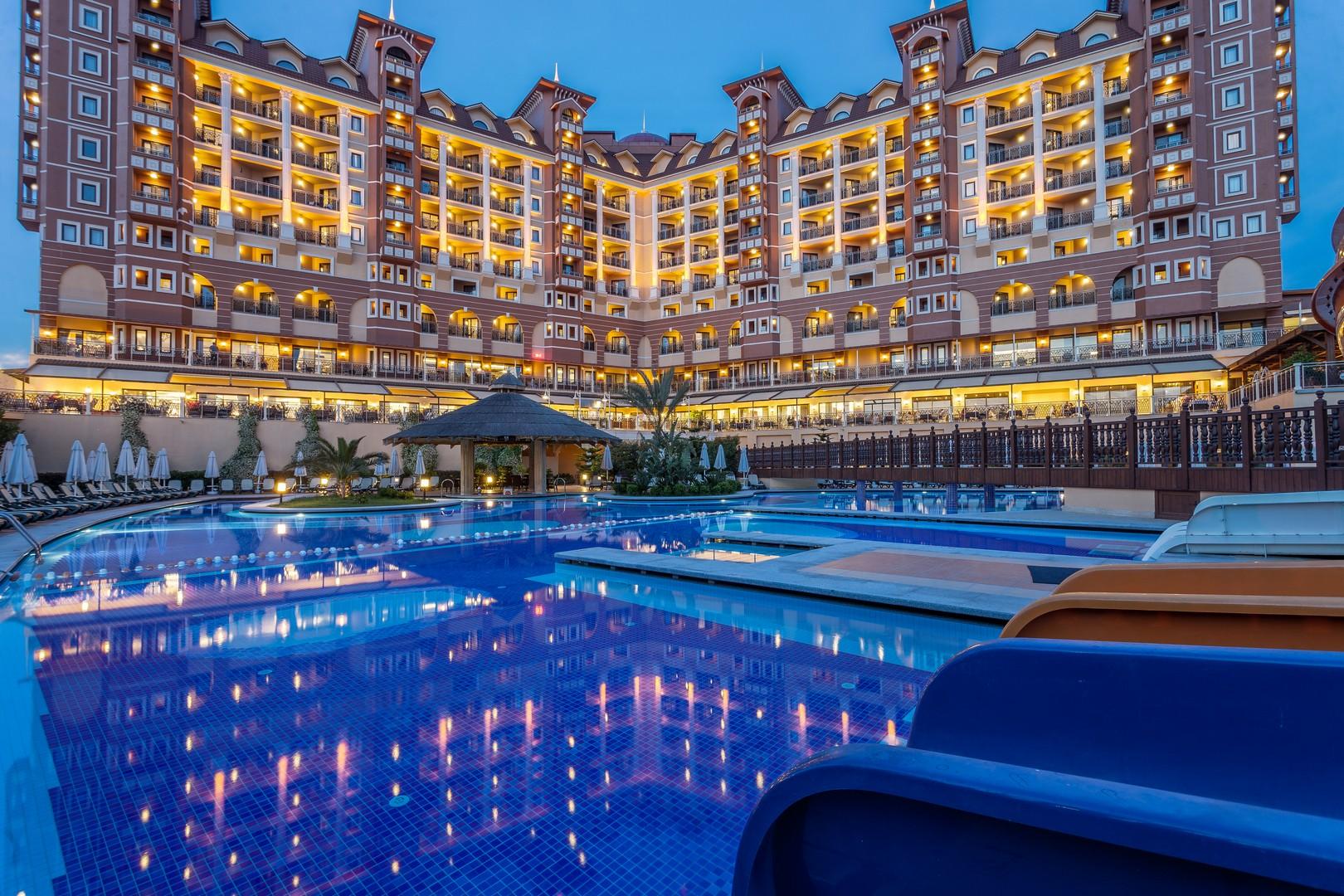 Villa Side Residence Hotel